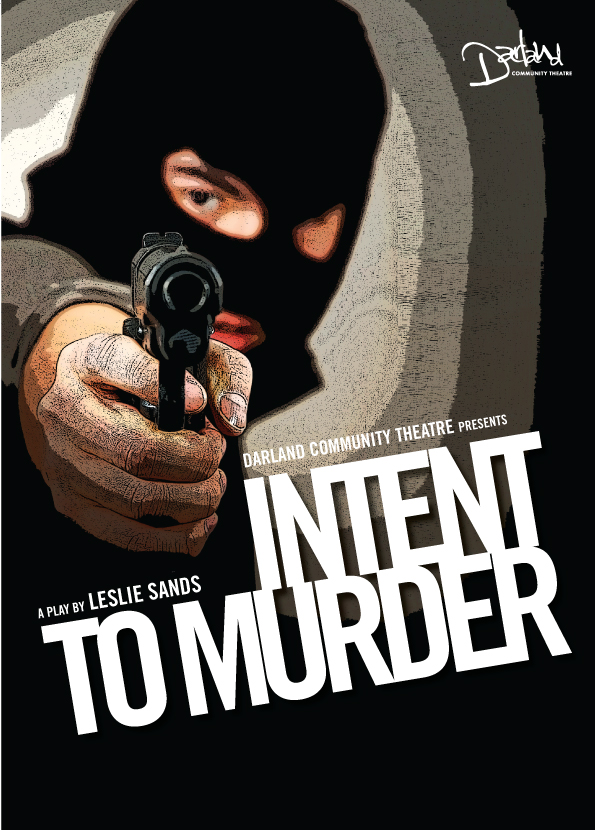 intent to murder - poster