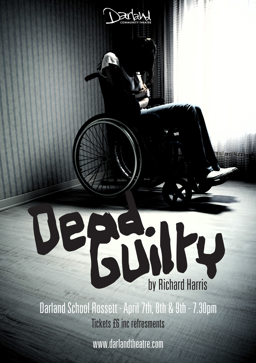 Dead Guilty by Richard Harris - Darland Community Theatre